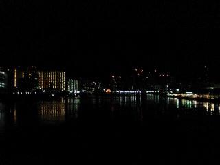 勝鬨橋中央