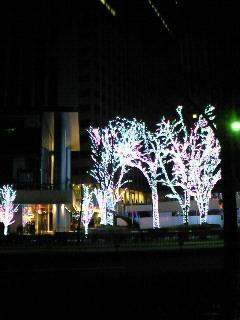 新橋駅近く
