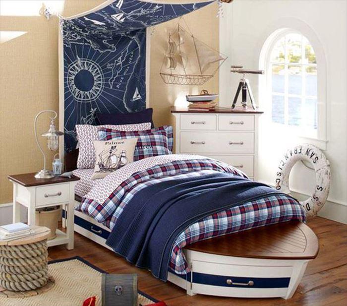 35 Fascinating Beach Theme Bedroom Decorating Ideas ...