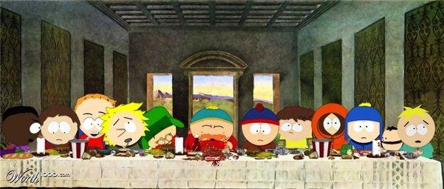 最後の晩餐 (レオナルド)の画像 p1_7
