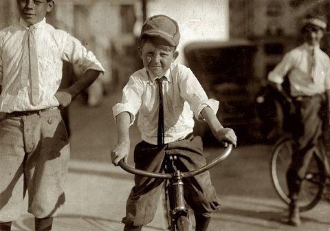 1900年代初頭に撮影された、アメリカの子ども達(24 Photos) : リトル ...