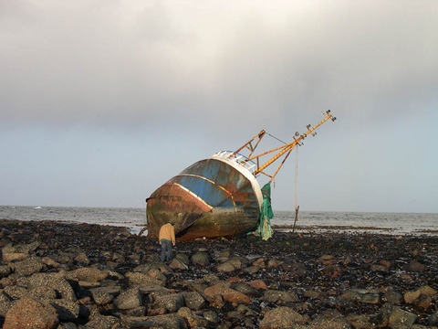 shipwreck-at-cairnbulg-point