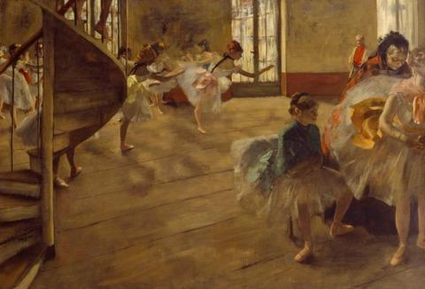Degas_Rehearsal