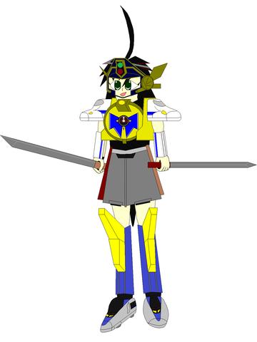 勇者装備 黄