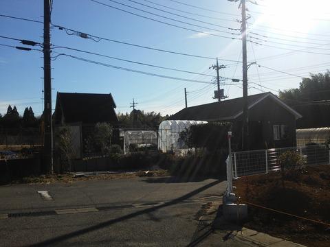 山田台小屋の分譲地 (17)