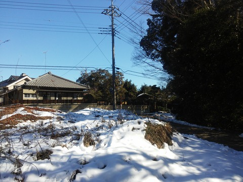 小野の放棄住宅地 (1)