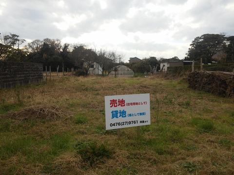 栗山川沿いの分譲地 (16)