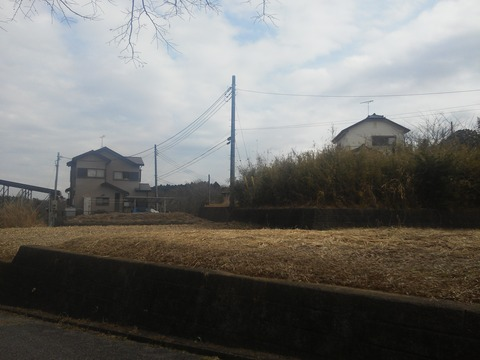 津富浦の北向き分譲地 (21)