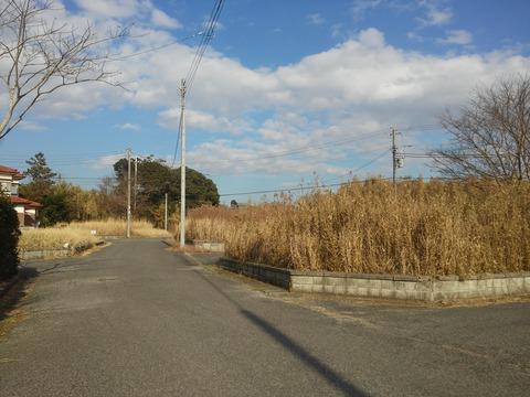 栗山川沿いの分譲地 (7)