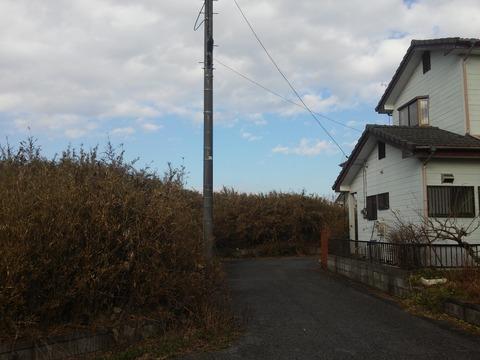 栗山川沿いの分譲地 (2)