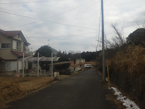津富浦の北向き分譲地 (20)