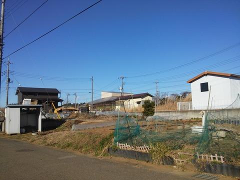 山田台小屋の分譲地 (23)