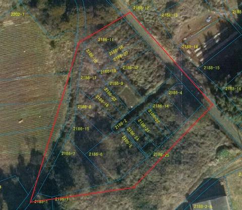南玉造航空地番図2