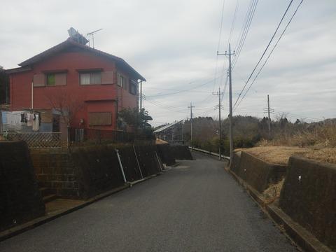 津富浦の北向き分譲地 (10)