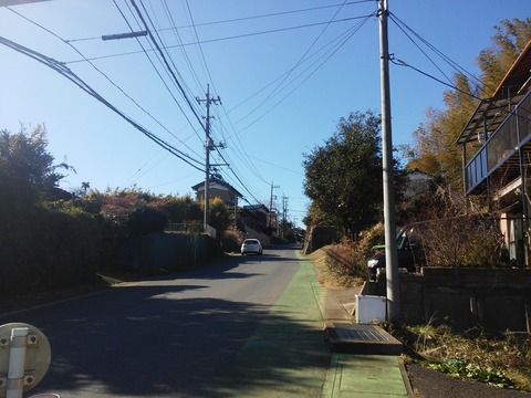 埴谷 農村の分譲地 (1)