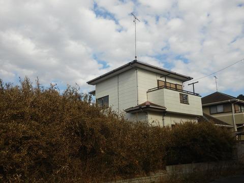 栗山川沿いの分譲地 (4)