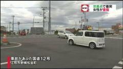 ゆうのblog : 江別市の国道で出...
