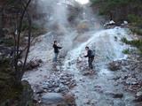 西の河原の滝