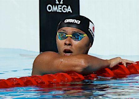 きょうもゆうゆう : 世界水泳201...