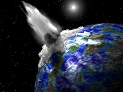 隕石が落下してきたらお前たちどうやって防ぐ?