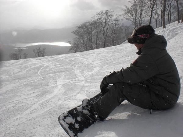 初めてスノーボードに行くんだが
