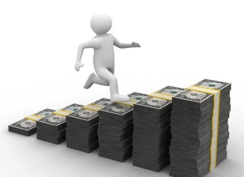 お金の階段