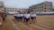 運動会中学2
