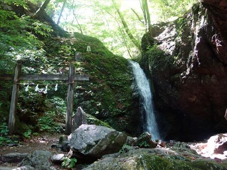 70綾広の滝