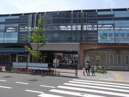 01JR矢野口駅