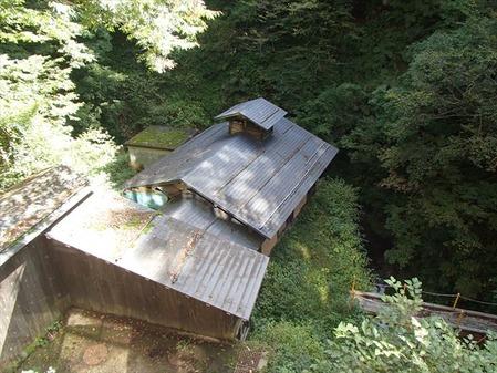 18下の湯の湯小屋