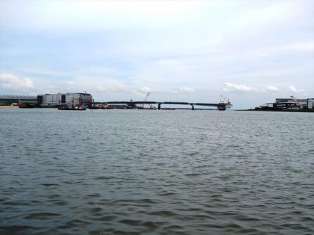 05橋の工事