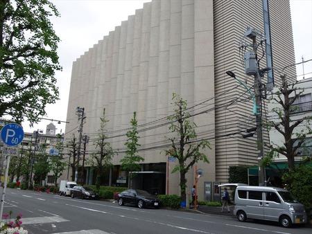 01山種美術館建物