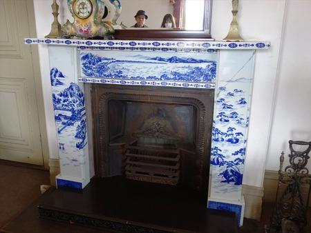 09陶器の暖炉