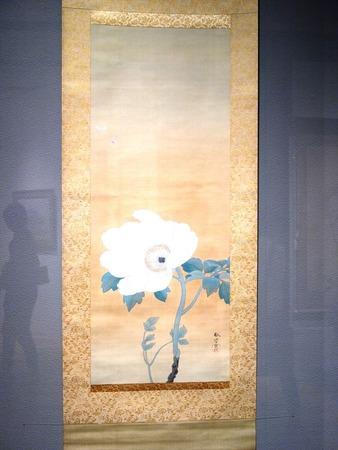 06菱田春草(白牡丹)