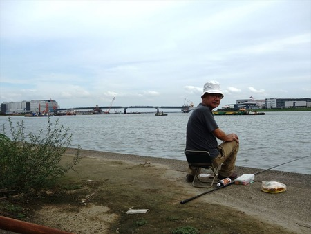 07多摩川の河口