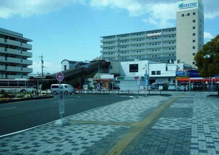 01名鉄犬山駅前