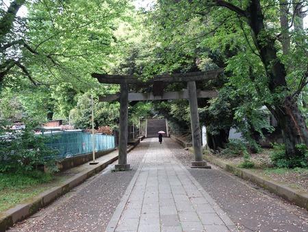 22氷川神社