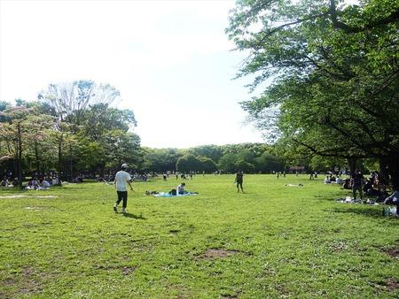 05芝生広場
