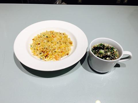 炒飯・スープセット