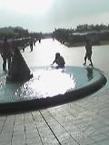 三度目の平和記念公園へ