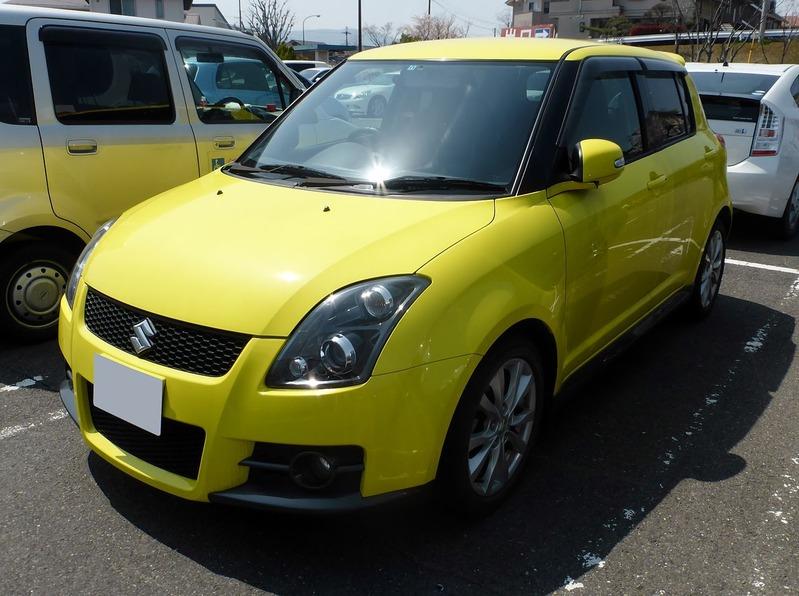 Suzuki_SWIFT_SPORT_(ZC31S)_front