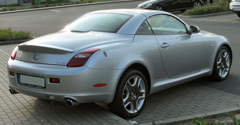 Lexus_SC_430_II_Facelift_rear_20100524