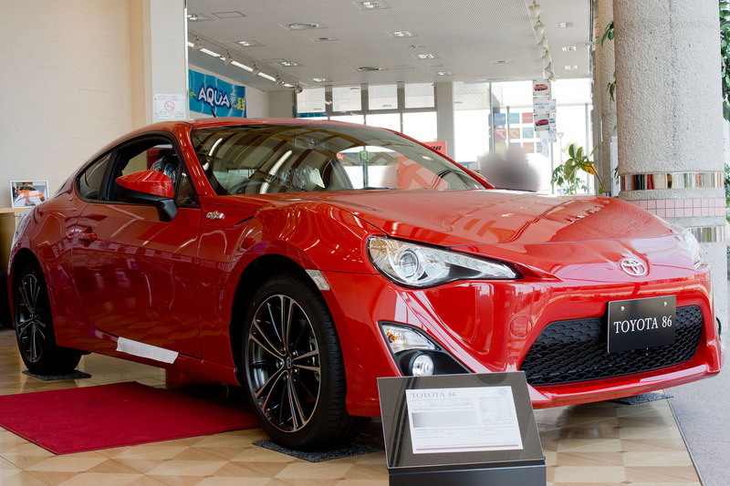 Toyota_86_GT_Red