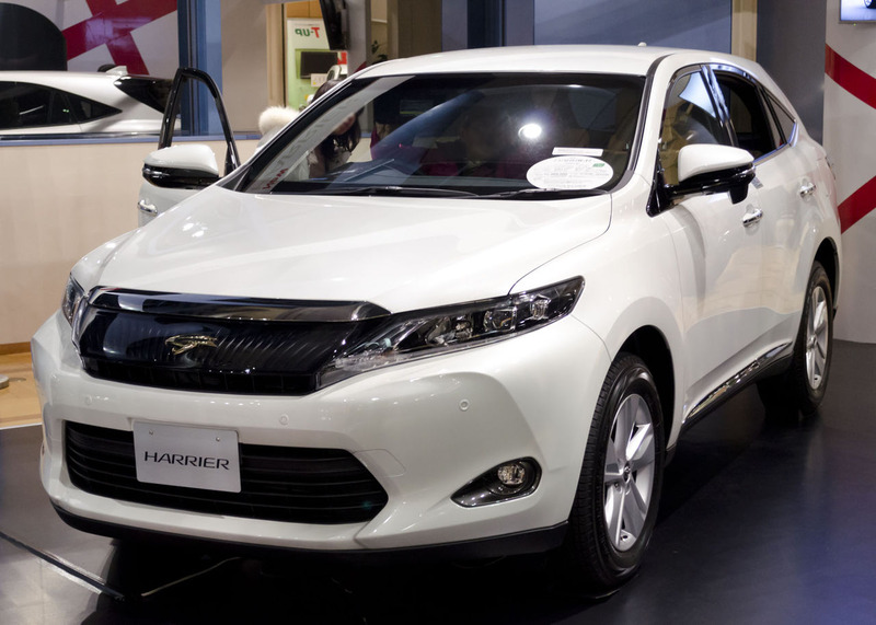 2013_Toyota_Harrier_01 (2)