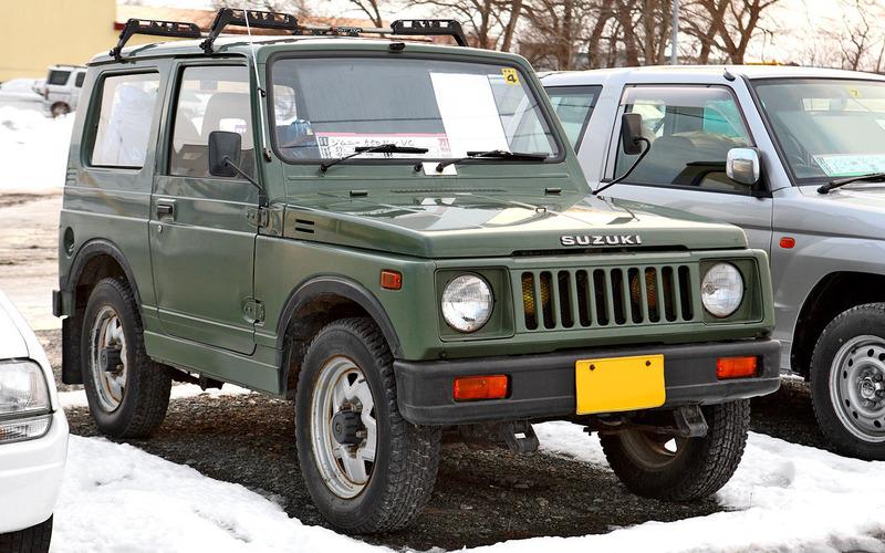 Suzuki_Jimny_SJ30_001