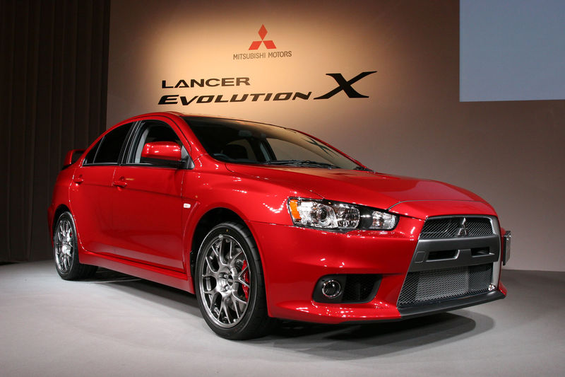800px-20071001_Lancer_Evolution_X-front