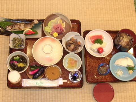 佐藤旅館夕食