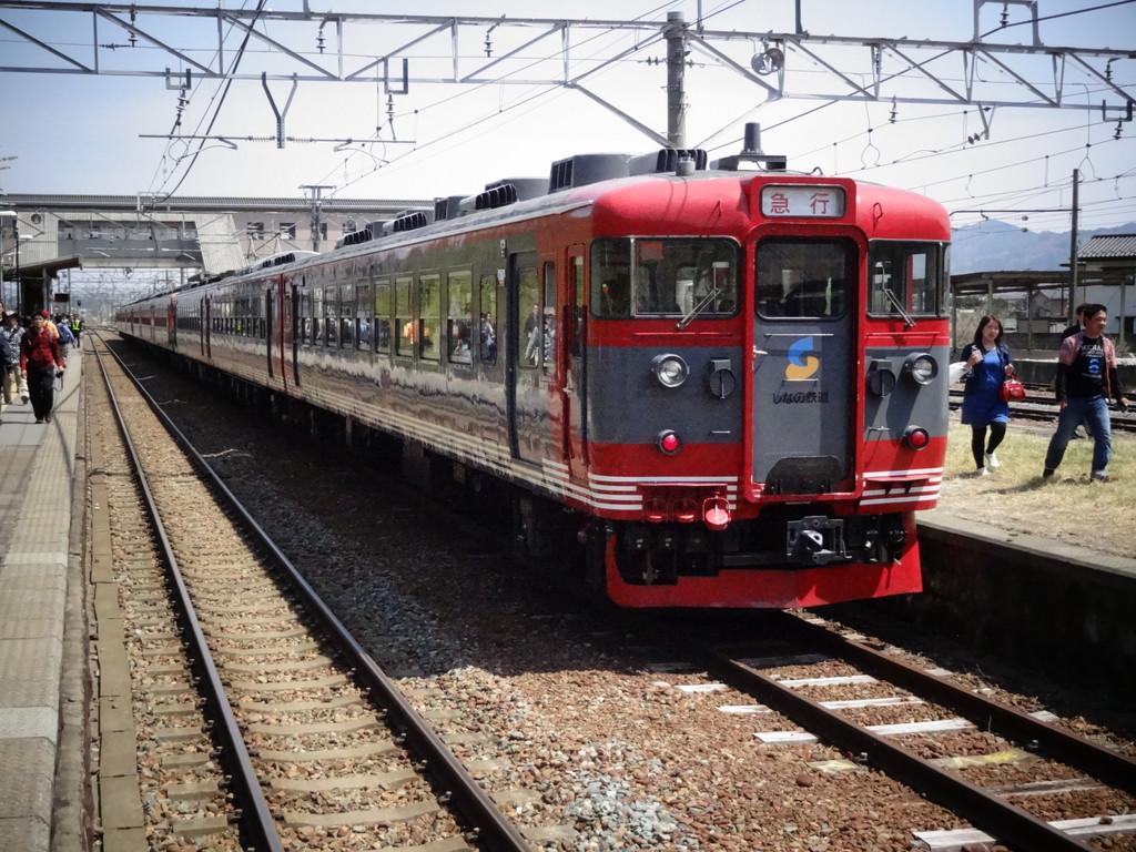 しなの鉄道169系最後の日(2013...