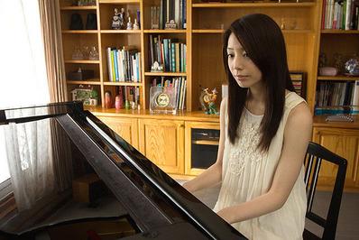 菜穂子のピアノ