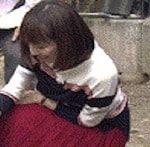 【放送事故】女子アナが亀頭をシコシコする映像が放映されてしまうwwww【GIF画像あり】